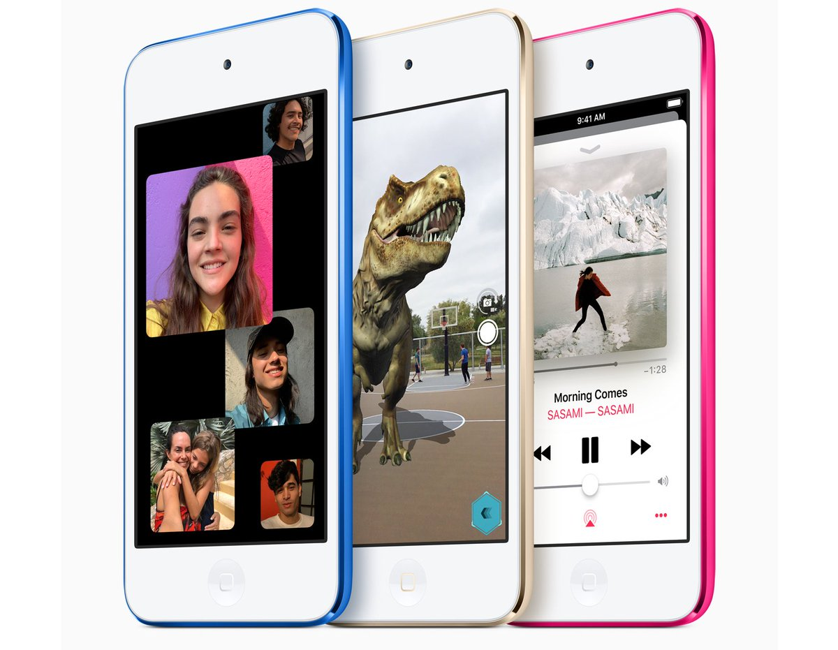 The new iPod Touch is good for privacy hawks