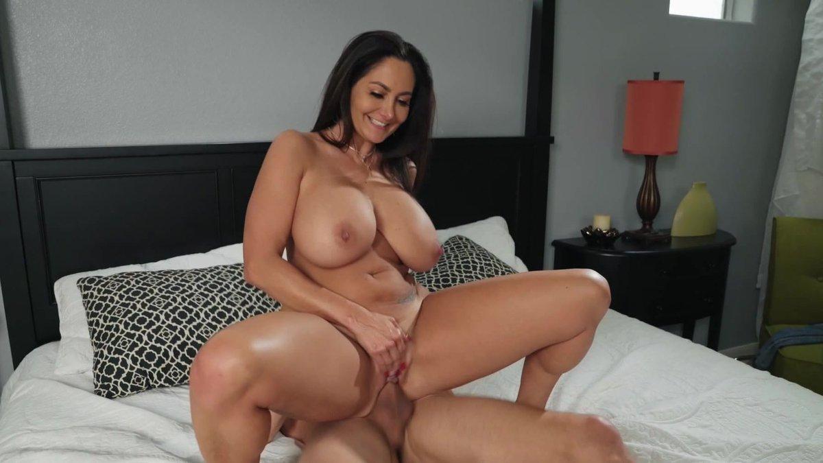 Young latina stepmom fucks her son