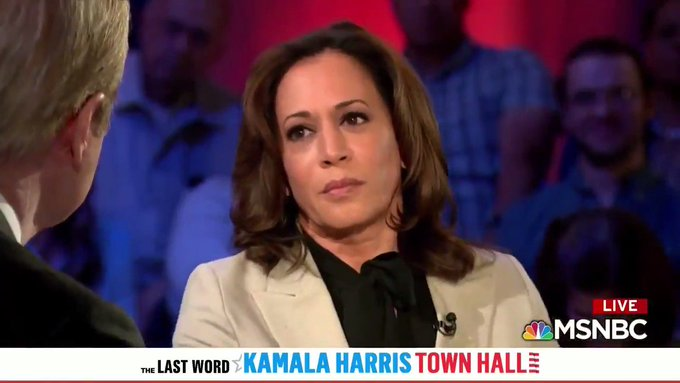 Kamala Harris Slams Trump Over 'Irresponsible' Biden Insult: 'It Is Wrong'
