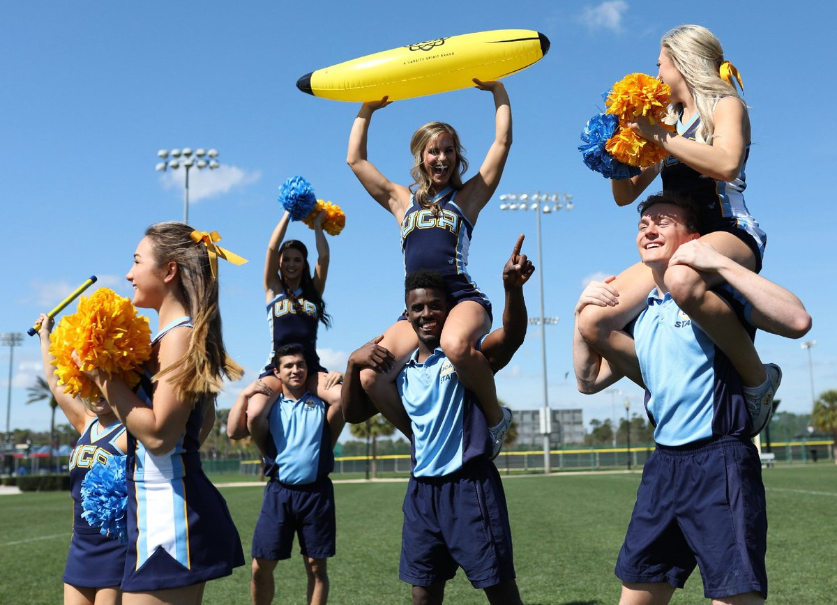Who's taking the 🍌 home from #UCAcamp this summer? #TopBananaTuesday
