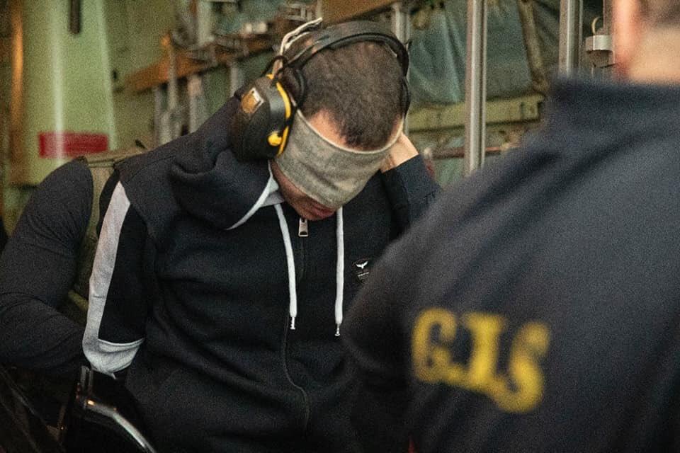 الإرهابى هشام عشماوي فى قبضة السلطات المصرية  D7sP80oW0AEwm9a