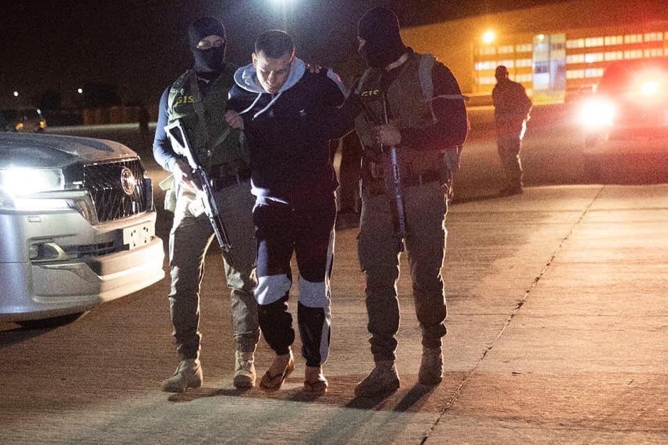 الإرهابى هشام عشماوي فى قبضة السلطات المصرية  D7sP80tWkAIJvP9