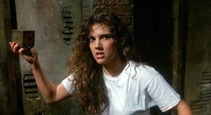 Happy Birthday to Ashley Laurence!