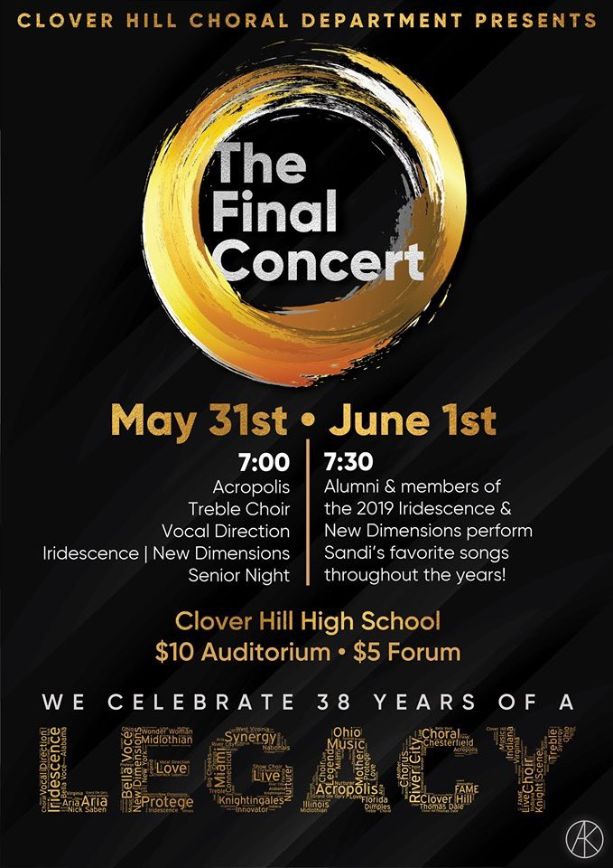 Virginia Show Choir - @VAShowChoir Twitter Profile and