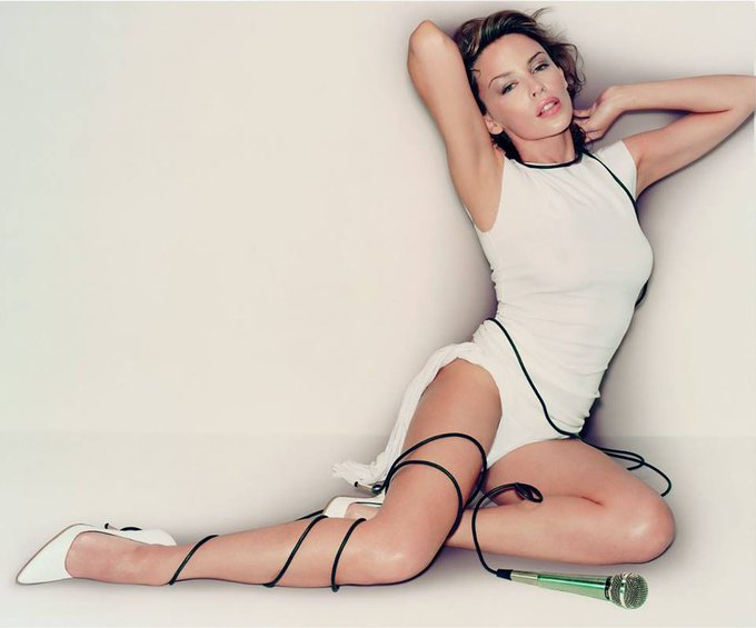 Happy Birthday to Kylie Minogue who turns 51 today