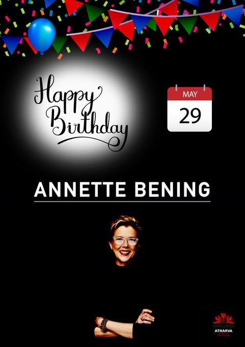 Happy Birthday to Annette Bening