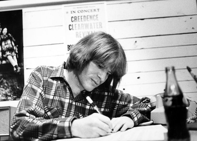 Happy birthday to El Cerrito\s own John Fogerty, founder and frontman of the Bay Area\s greatest rock band.
