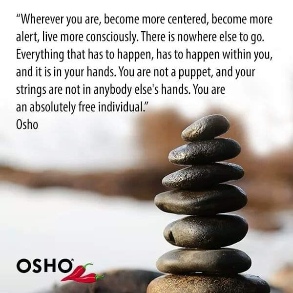 Osho Quotes On Twitter Whatsoever You Are Doing Do It