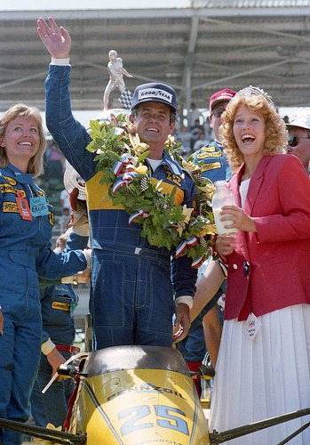 Happy 80th Birthday to 4 time Indianapolis 500 winner Al Unser