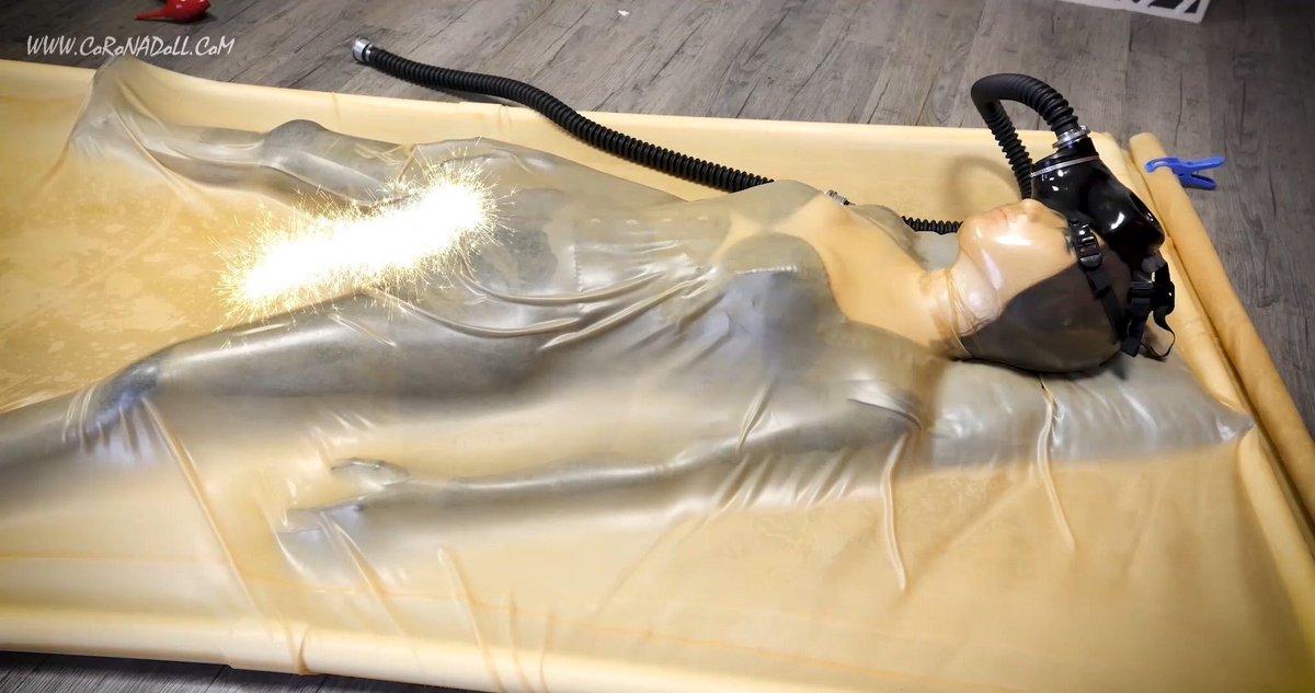 Self Bondage Vibrator Orgasm