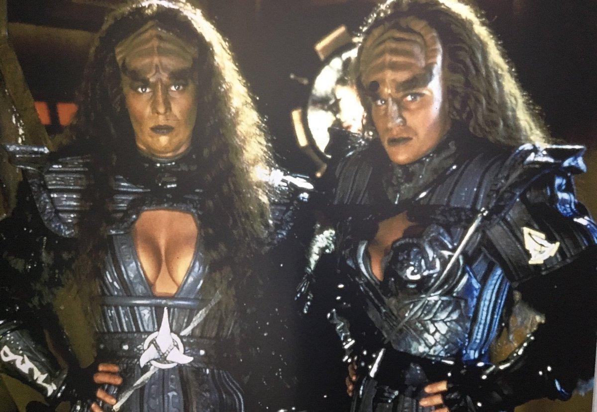 Klingon Tits