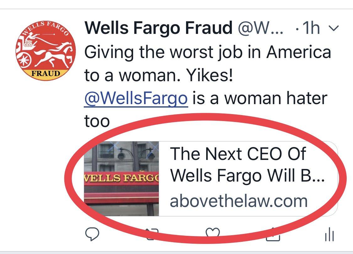 3cc36cb8d Wells Fargo Fraud (@WFB_Fraud) | Twitter