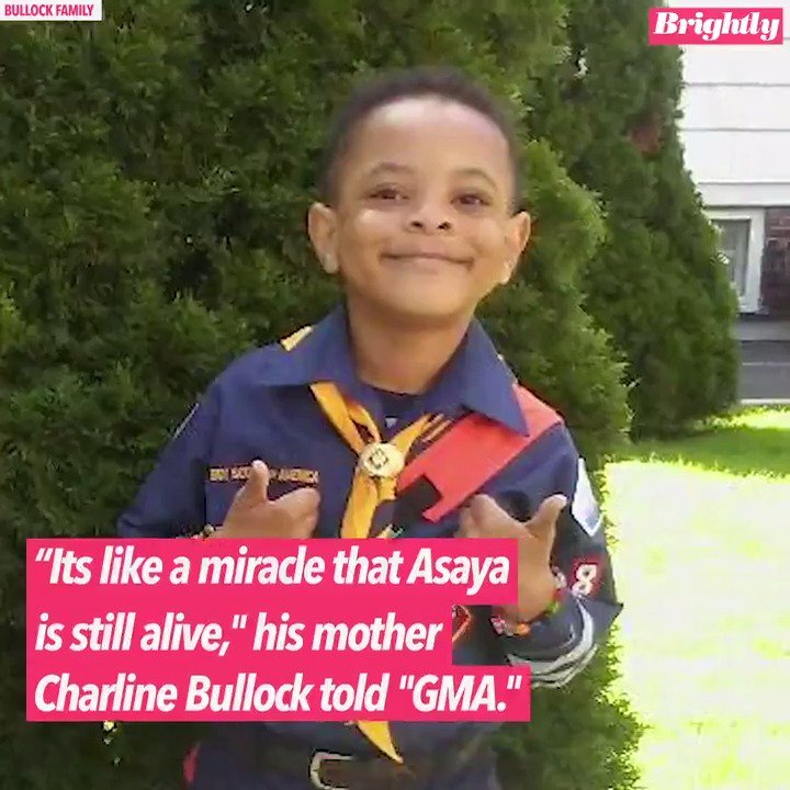 7-year-old Asaya Bullock has a rare disease and needs a donor of mixed race to save his life.  @BeTheMatch @IcladaSilvaFdn #BeTheMatch #SaveALife https://gma.abc/2EH9OdD