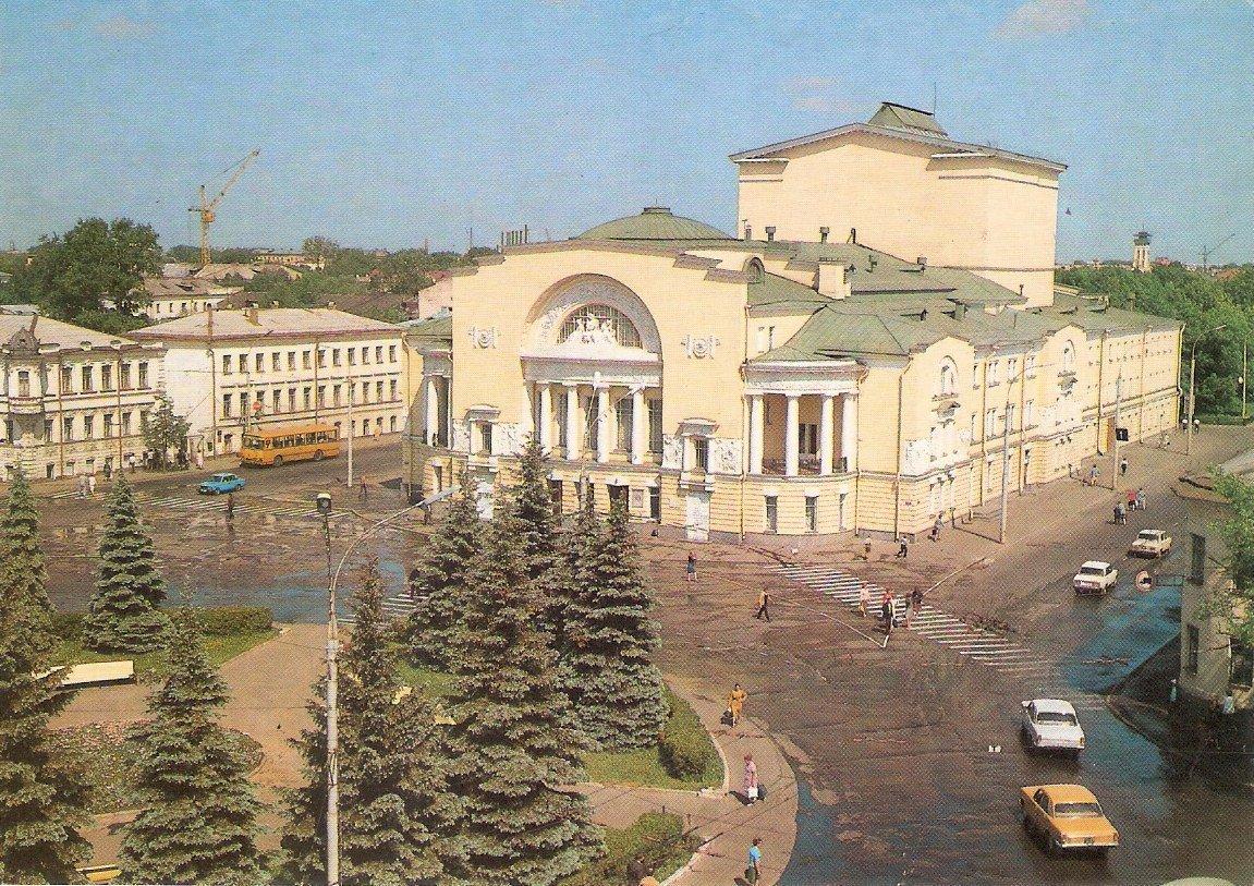 виде фото советского ярославля пределами