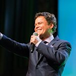 Image for the Tweet beginning: Donny Osmond is coming to