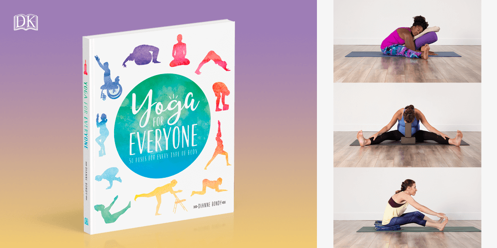 Dk Books Uk On Twitter Rt Follow By 5pm For The Chance To Win A Copy Of Yoga For Everyone Featuring 50 Poses For All Body Types This Is Yoga For