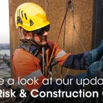We have updated our popular High Risk & Construction Guide. Download it here https://t.co/nTvLCyYFCM