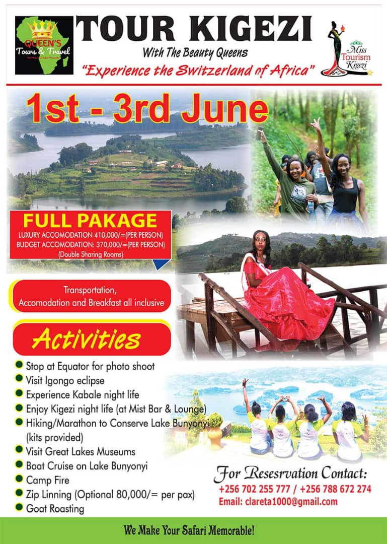 Be apart of developing the tourism sector in Kigezi region @misstourismUga @Tourismuganda @TouroperatorsUG @HawksEyeLodge @birdsnestresort @kabale @BakigaNation #misstourismkigezi #tourismclusterskigezi #tourkigezi #kigezimarathon