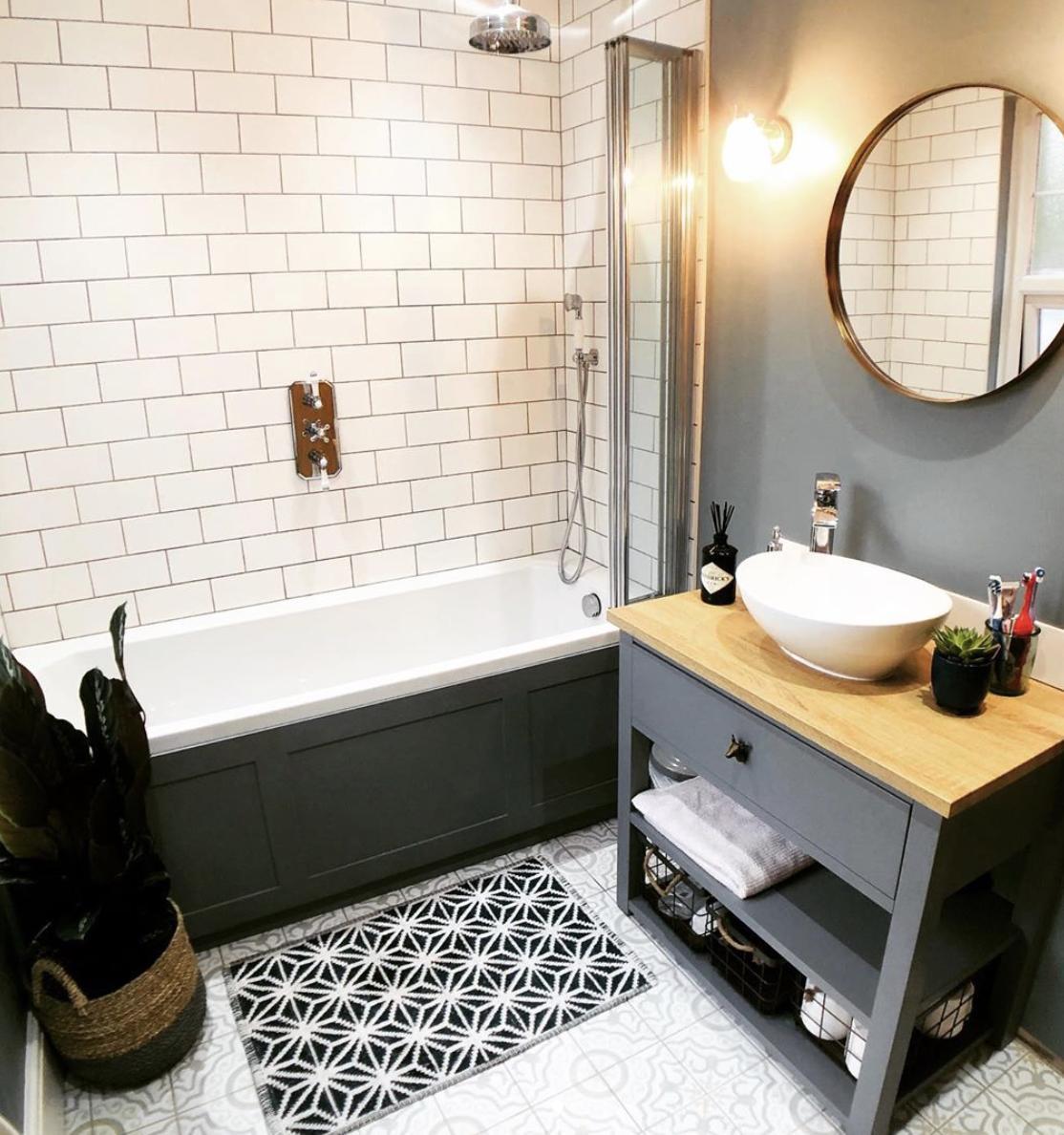 N C Tiles Bathrooms On Twitter Another Fantastic Tiling Job Completed Using Our Nicobond White Wall Tiles Https T Co 0u4wumo9fs Tiling Tiler Tilingjob Bathroom Bathroomtransformation Bathroominspo Tileinspo Ihavethisthingwithtiles