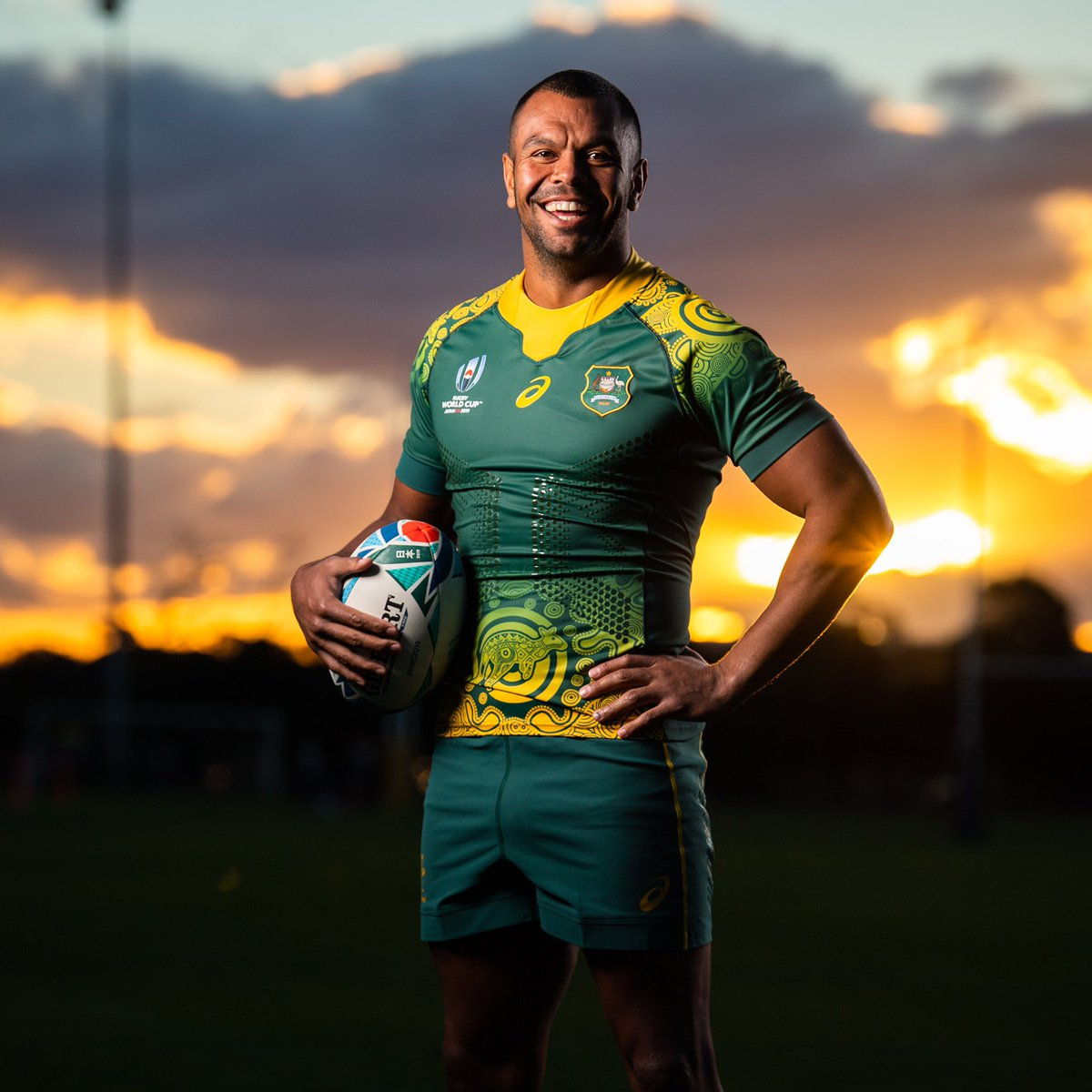 6a19ad53567 Kurtley Beale, ASICS Australia and ASICS Rugby