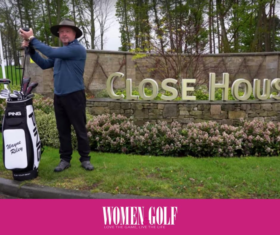 6007716fb ... Wayne 'Radar' Riley takes on PING Pro and European #Golf legend  @WestwoodLee in a 9-hole match at @CloseHouseGolf! Watch here:  http://bit.ly/2YV1Cy4 ...