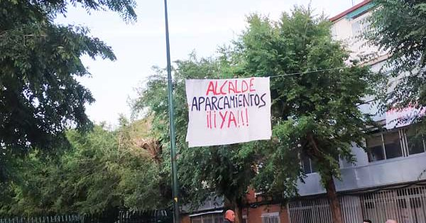 Foto cedida por Agrupación Vecinal Nuestra Señora de Belén