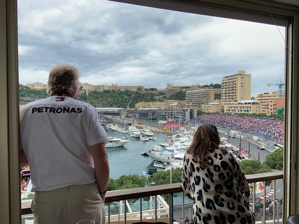 Reflecting on another successful #MonacoGP - see you again in 2020 Congratulations @LewisHamilton https://t.co/qQYz6IIKeG