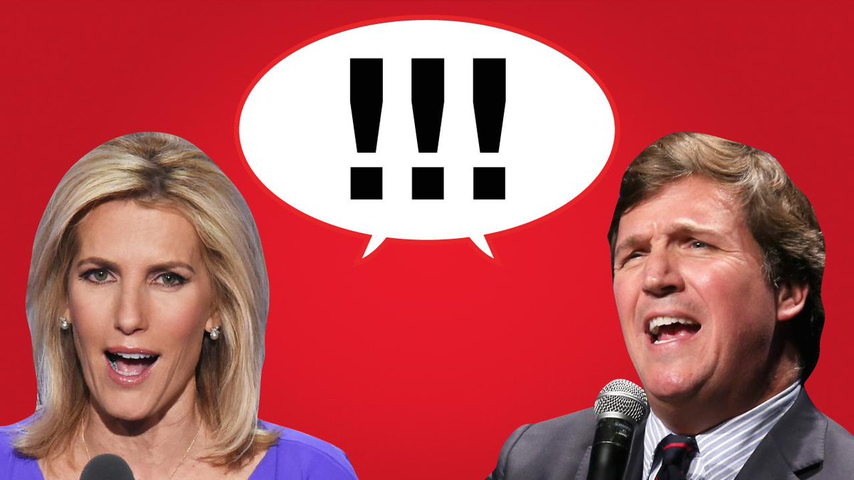 Fox News shows have been using white supremacist language. Here's how: