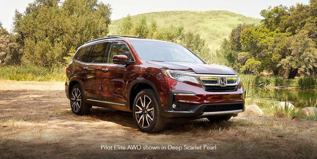 Why limit your adventures to destinations found by paved roads? The 2019 Pilot with available AWD: redefining the modern-family SUV. What's your fav kind of adventure?