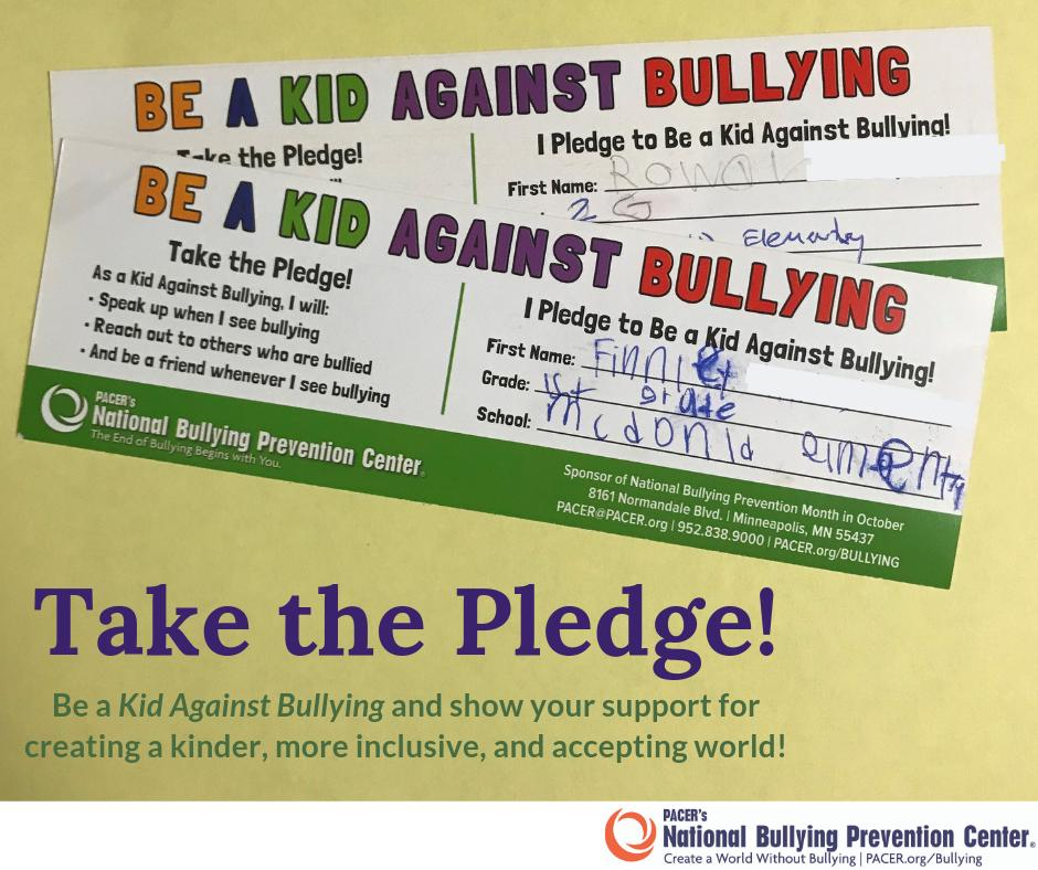 Learning How Bullying Happens In Order >> Nbpc Pacer Nbpc Twitter