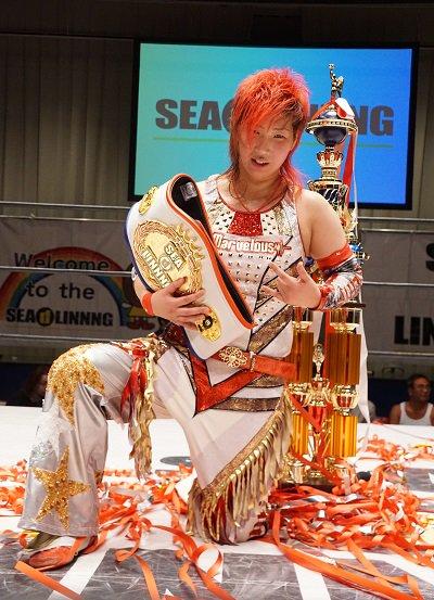 "SEAdLINNNG: ""Stay Tune 2019"" La coronación de Takumi Iroha 10"