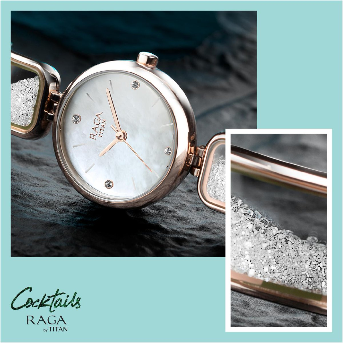 7c2b52ac2adbe Presenting Ecstasy, a timepiece with over 1200 #Swarovski crystals ...