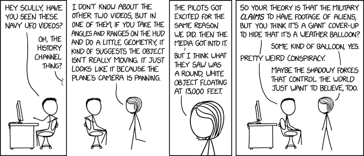 XKCD Comic on Twitter: