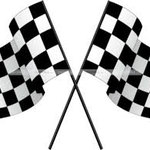 Image for the Tweet beginning: A group of racing car