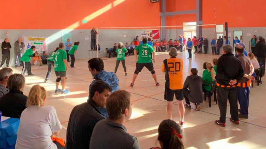 #MiguelRiglos | Comenzó la Liga de Provincial de Newcom