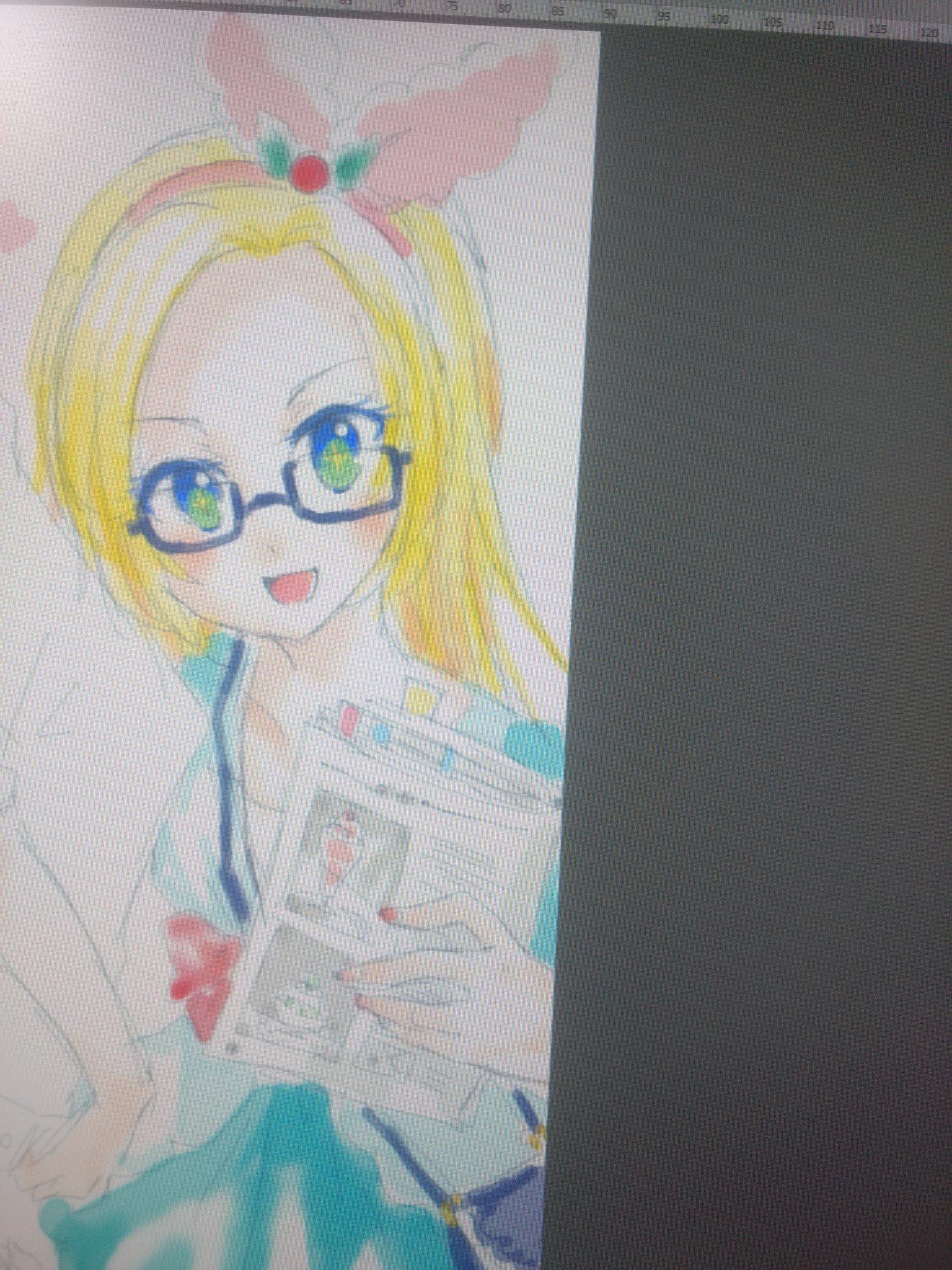 傘子 (@kasako06)さんのイラスト