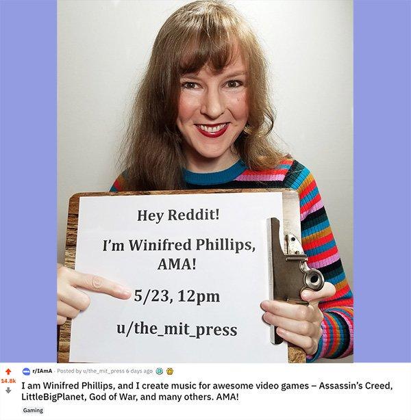 Winifred Phillips (@winphillips)   Twitter