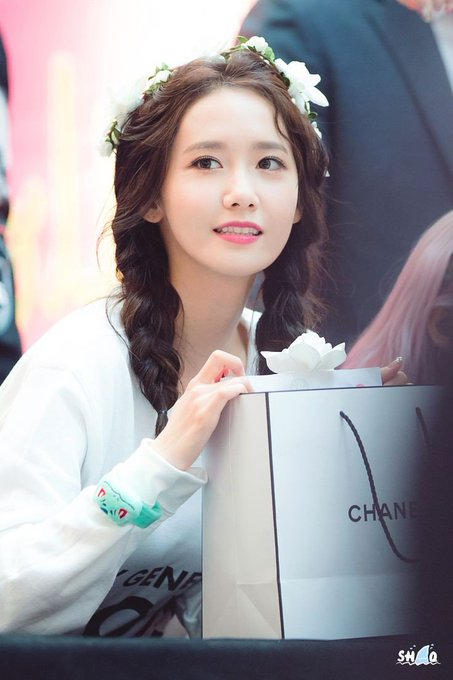 Happy Birthday For Nation\s Center Of South Korea Im Yoona