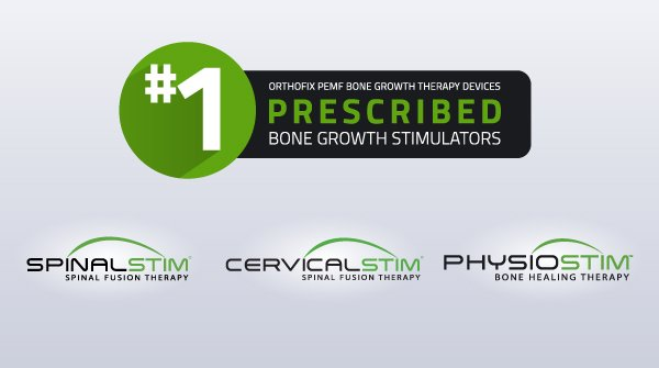 Trusted. Proven. Effective.  #Orthofix #BoneGrowthTherapy