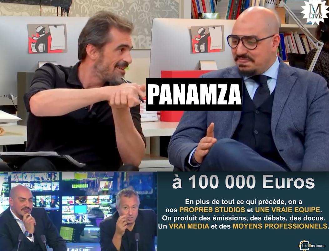 Marwan Muhammad demande 100 000 euros aux