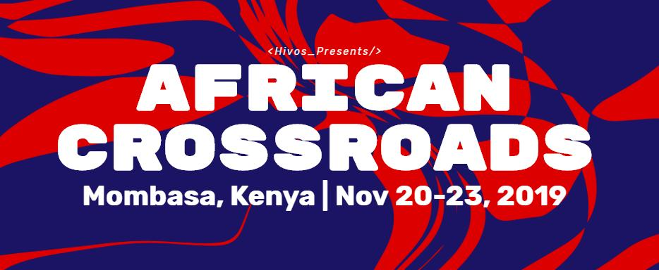Are you living or working in Africa, and interested in exploring cutting-edge trends in art, technology, design + entrepreneurship? Apply to attend this year's edition of @AfricaCrossroad - deadline 23 June https://tinyurl.com/y5clegkh