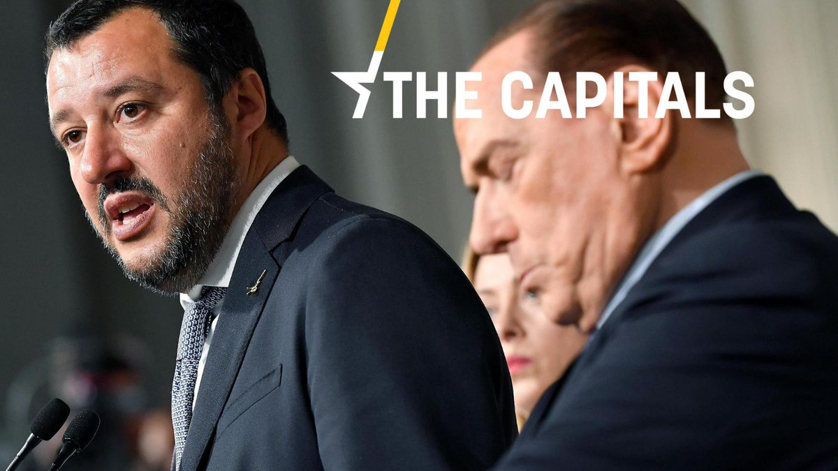 Today in The Capitals: Salvini wants Orbán in his group. The Palace under pressure. Wauquiez refused to resign. Socialist affiliates will have the final say in all political alliances. Prague wants more powers to the EU Council.  Subscribe >  http:// eurac.tv/9P-c     <br>http://pic.twitter.com/TPxLWXJQ1w