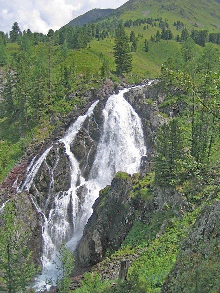 краски смотреть фотографии водопад текелю алтайский край осталась кладем кастрюлю