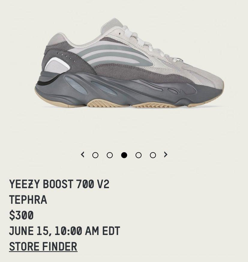Adidas Yeezy Boost 700 V2 Static EF2829 Wethenew