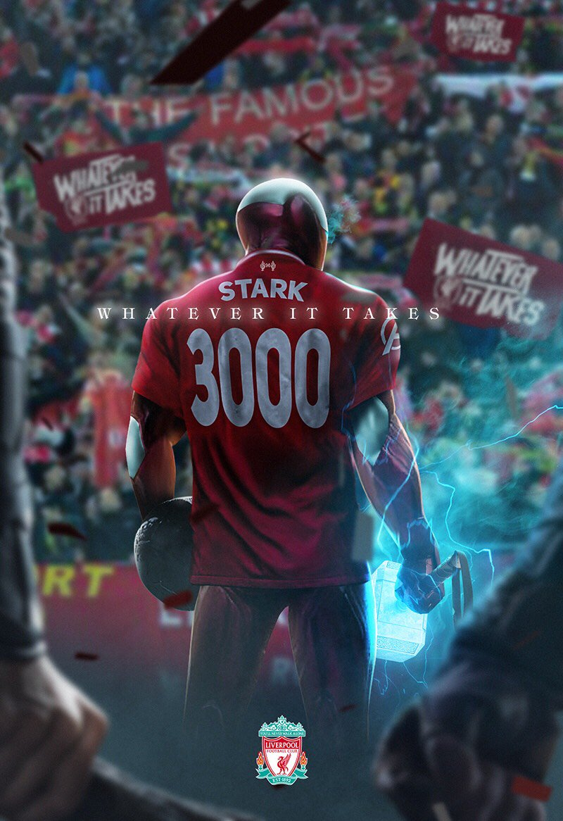 Let's keep the magic going... @LFC #WhateverItTakes #UCLFinal @Bosslogic
