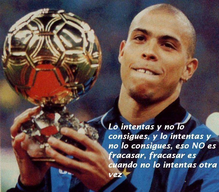 #frasesdefutbol #Ronaldo