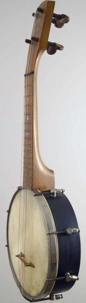 william van allen early british banjo ukulele