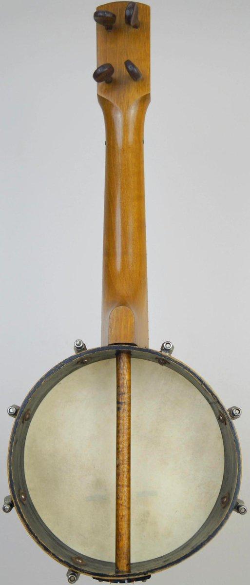 20's UK English open back banjo ukulele