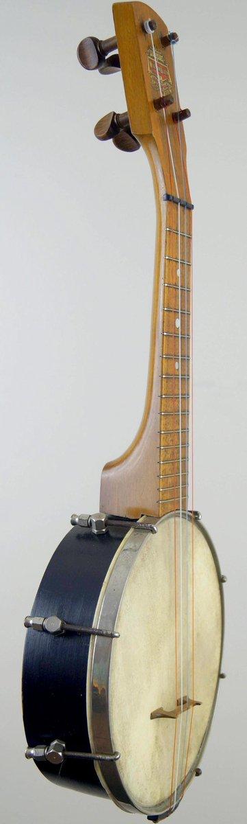 william van allen early banjolele