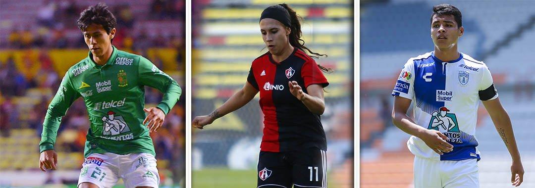 ¡GOLEADORES MEXICANOS ⚽️🇲🇽🤩!  Sus anotaciones los colocaron como los jugadores nacionales con mejor promedio de gol en la #LIGABancomerMX, Sub-20, Sub-17, #LIGAMXFemenil y #ASCENSOBancomerMX durante el #Clausura2019   👉🏻 http://www.ligamx.net/cancha/detallenoticia/30433/los-mejores-goleadores-mexicanos-del-cl19…  #SienteTuLiga #héroesXelplaneta